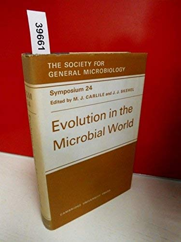 9780521204163: Evolution in the Microbial World: Twenty-Fourth Symposium of the Society for General Microbiology (Society for General Microbiology Symposia)