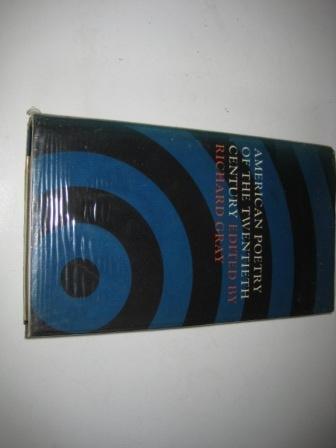 9780521205160: American Poetry of the Twentieth Century