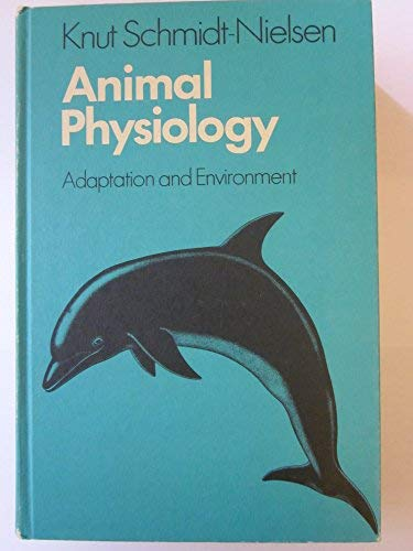 9780521205511: Animal Physiology