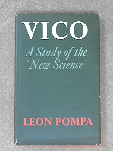 9780521205849 Vico A Study Of The New Science AbeBooks