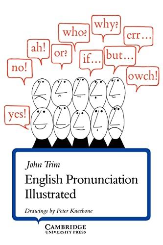 9780521206341: English Pronunciation Illustrated