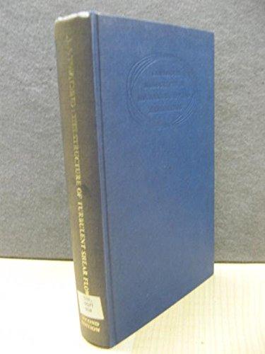 9780521207102: The Structure of Turbulent Shear Flow (Cambridge Monographs on Mechanics)