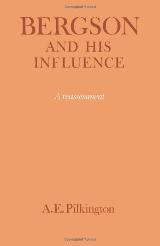 9780521209717: Bergson and his Influence: A Reassessment