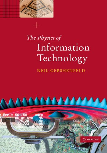 9780521210225: The Physics of Information Technology Paperback (Cambridge Series on Information and the Natural Sciences)