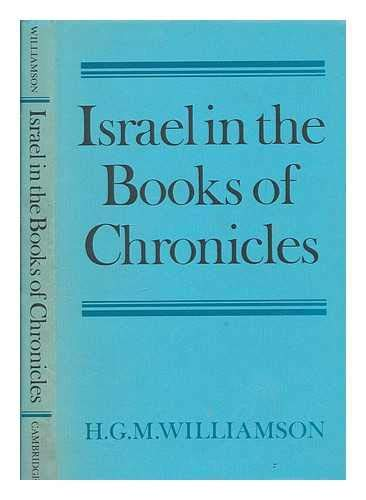 9780521213059: Israel in the Books of Chronicles