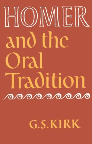 9780521213097: Homer and the Oral Tradition