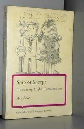 9780521213127: Ship or Sheep? (Cambridge English Language Learning)
