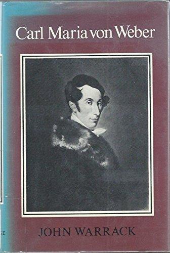 9780521213547: Carl Maria von Weber