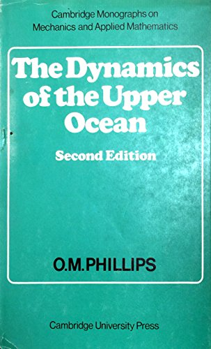 The Dynamics of the Upper Ocean (Cambridge: O. M. Phillips