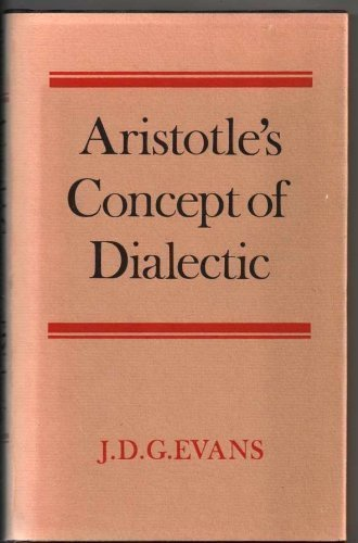 9780521214254: Aristotle's Concept of Dialectic