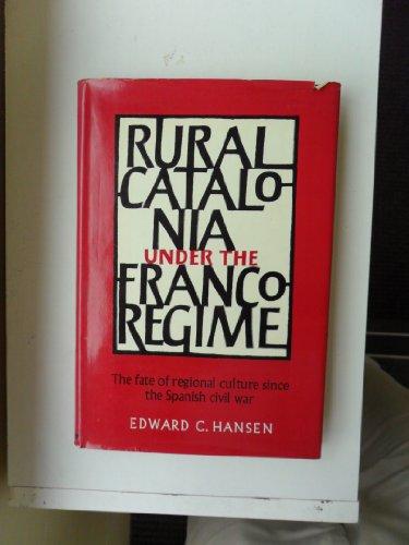 9780521214575: Rural Catalonia