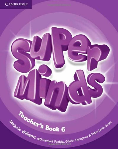 9780521215183: Super Minds Level 6 Teacher's Book