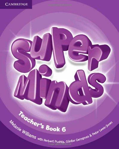 9780521215183: Super Minds Level 6 Teacher's Book