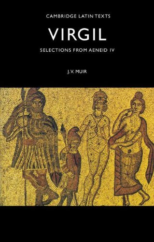 9780521215817: Selections from Aeneid IV (Cambridge Latin Texts) (Bk.4)
