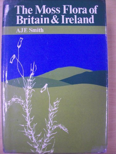9780521216487: The Moss Flora of Britain and Ireland