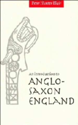 9780521216500: An Introduction to Anglo-Saxon England