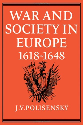9780521216593: War and Society in Europe 1618-1648