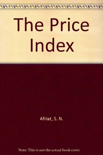 9780521216654: The Price Index