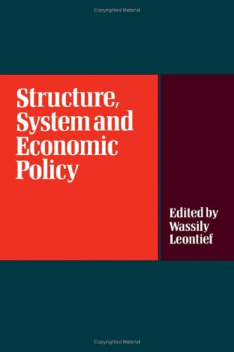 9780521217248: Structure, System and Economic Policy