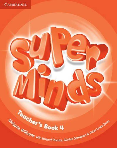 9780521217507: Super Minds Level 4 Teacher's Book
