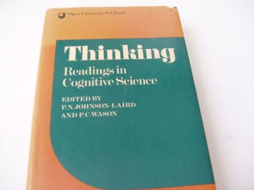 9780521217569: Thinking: Readings in Cognitive Science