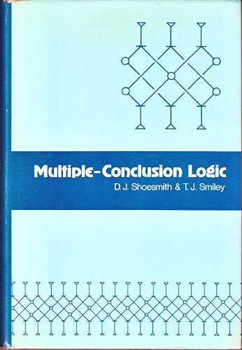 9780521217651: Multiple-Conclusion Logic