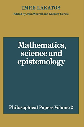 9780521217699: Mathematics, Science and Epistemology: Volume 2, Philosophical Papers: Mathematics, Science and Epistemology v. 2