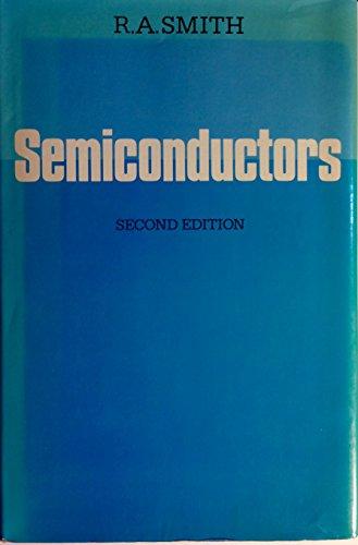 9780521218245: Semiconductors 2 Ed
