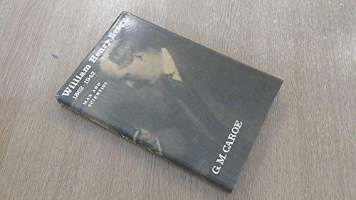 William Henry Bragg, 1862-1942, Man and scientist: Bragg, W.H.]; Caroe, G.M.