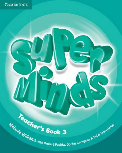 9780521219273: Super Minds Level 3 Teacher's Book