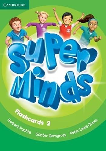 9780521219419: Super Minds Level 2 Flashcards (103)