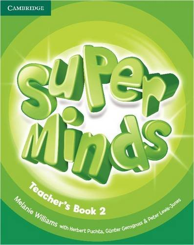 9780521219570: Super Minds  2 Teacher's Book
