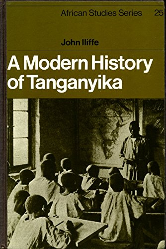 9780521220248: A Modern History of Tanganyika (African Studies)
