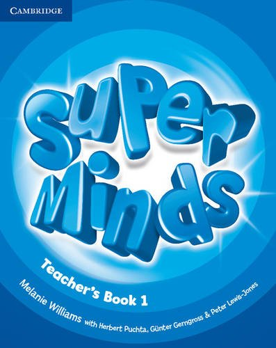 9780521220613: Super Minds Level 1 Teacher's Book