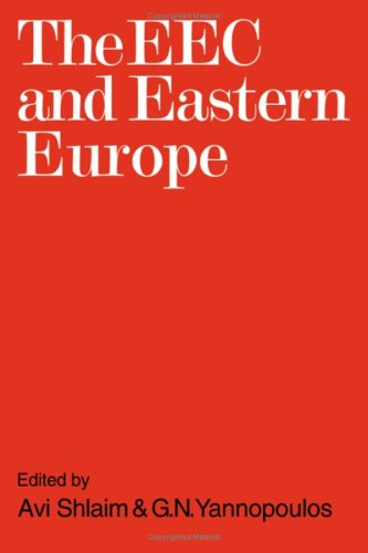 9780521220729: The EEC and Eastern Europe
