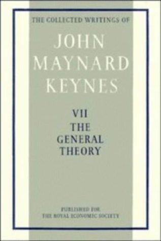 9780521220996: The Collected Writings of John Maynard Keynes