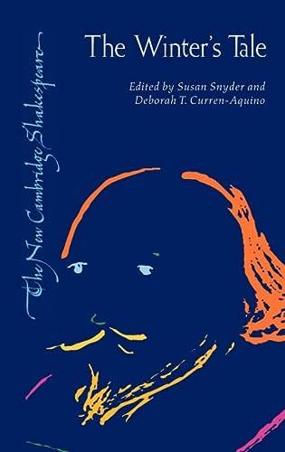 9780521221580: The Winter's Tale (The New Cambridge Shakespeare)