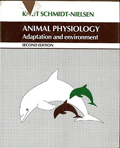 9780521221788: Animal Physiology