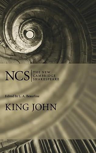 King John (The New Cambridge Shakespeare): William Shakespeare