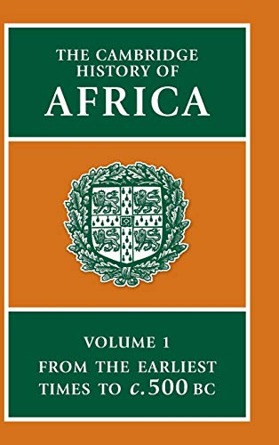 9780521222150: The Cambridge History of Africa
