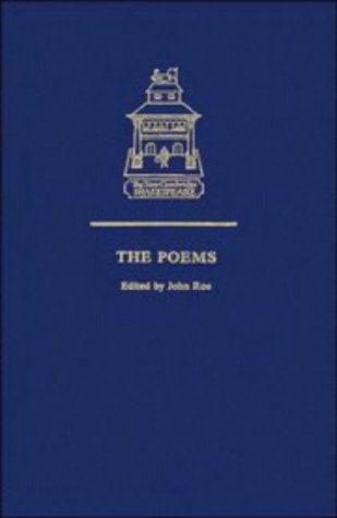 9780521222310: The Poems: Venus and Adonis, The Rape of Lucrece, The Phoenix and the Turtle, The Passionate Pilgrim