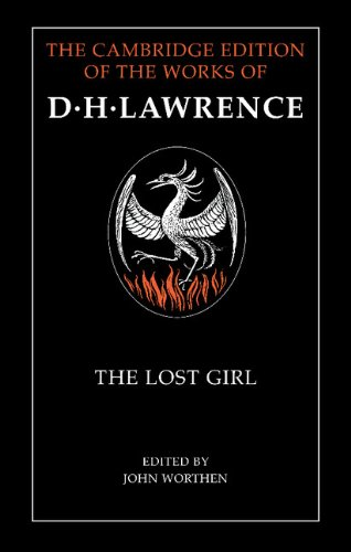 9780521222631: The Lost Girl (The Cambridge Edition of the Works of D. H. Lawrence)