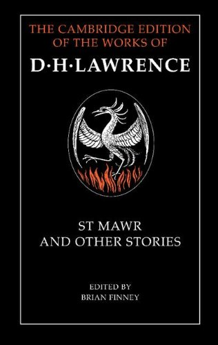 9780521222655: St Mawr and Other Stories (The Cambridge Edition of the Works of D. H. Lawrence)