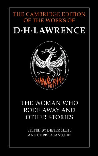 9780521222709: The Woman Who Rode Away and Other Stories (The Cambridge Edition of the Works of D. H. Lawrence)