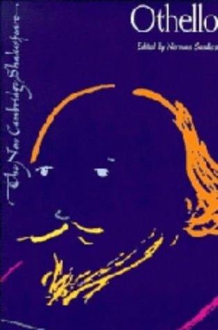 9780521223393: Othello (The New Cambridge Shakespeare)