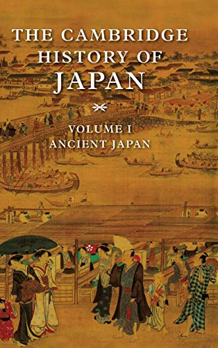 9780521223522: The Cambridge History of Japan: Volume 1