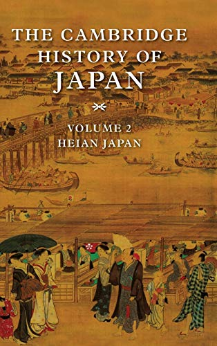 9780521223539: The Cambridge History of Japan, Vol. 2: Heian Japan