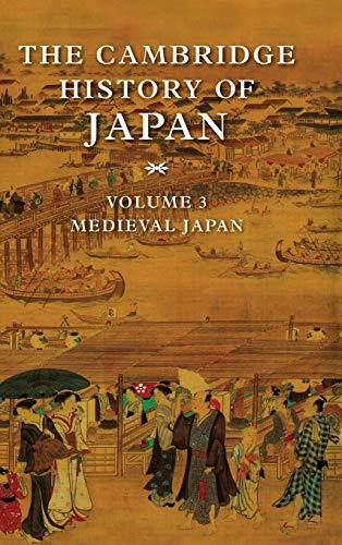 9780521223546: The Cambridge History of Japan: Volume 3