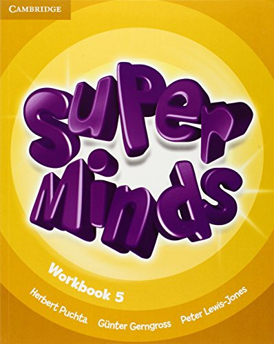 9780521223751: Super minds. Workbook. Con espansione online. Per la Scuola elementare: Super Minds Level 5 Workbook
