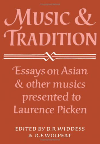 9780521224000: Music and Tradition: Essays on Asian and other Musics Presented to Laurence Picken